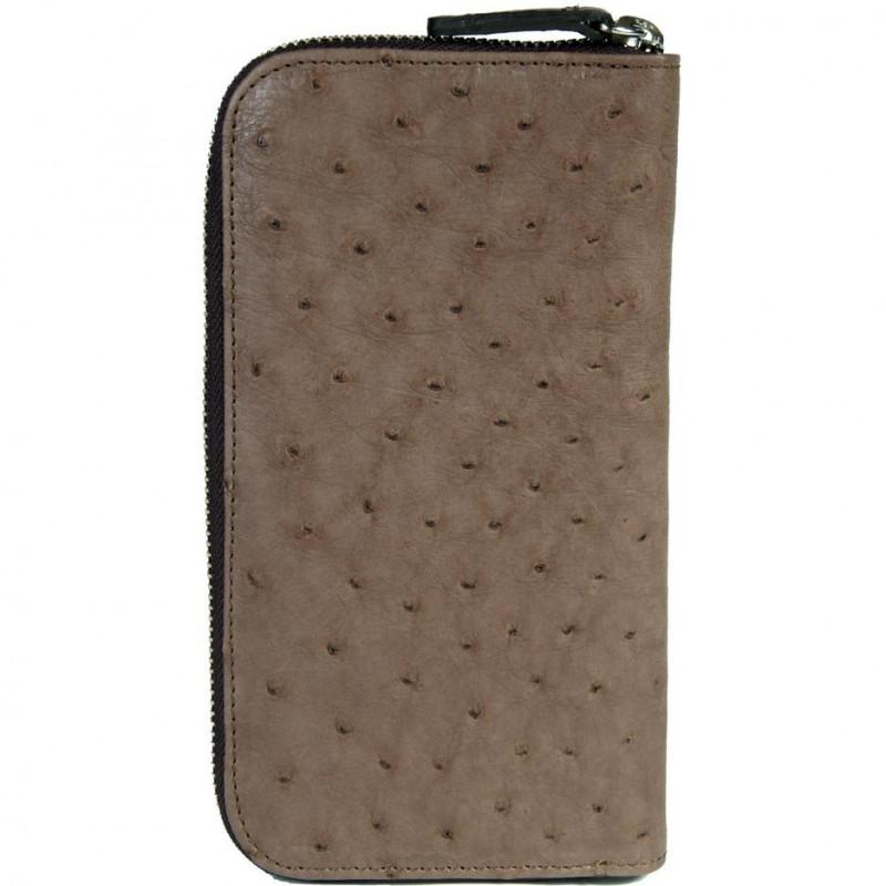 Кошелёк женский Silvano Biagini SB211 tabacco sb ostrich full wallet