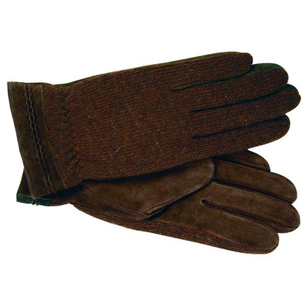 Перчатки женские Modo C2501 women's brown/brown