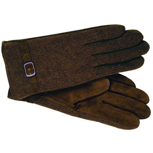 Перчатки женские Modo C2512 women's brown/brown