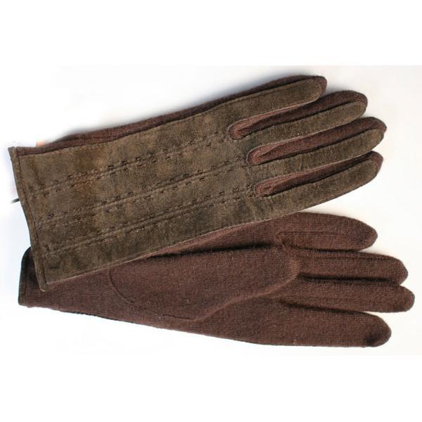 Перчатки женские Modo PH-B2124 women's brown